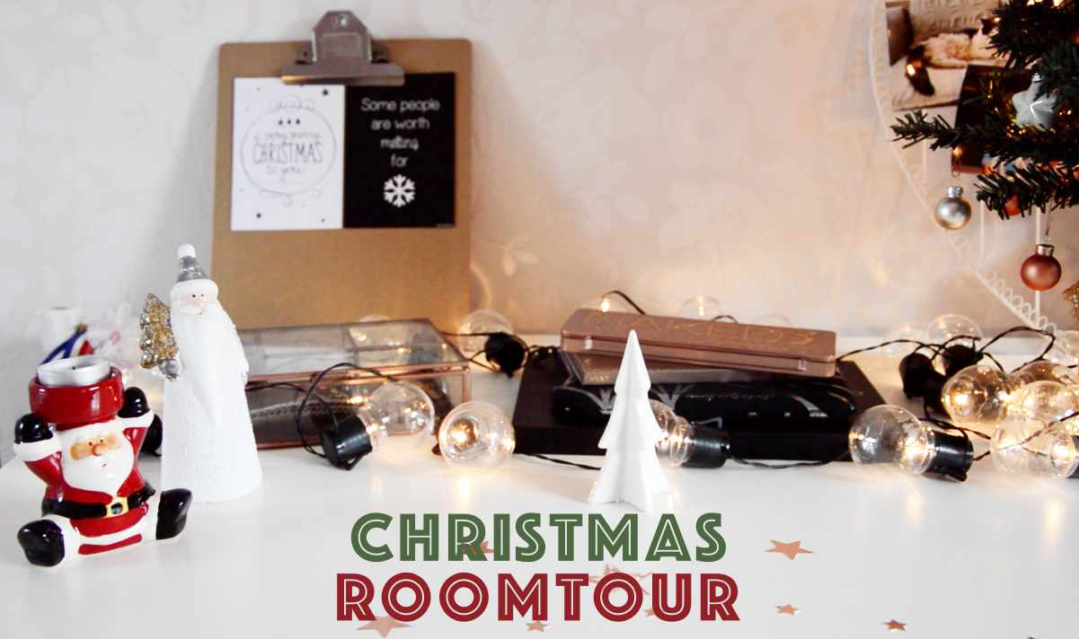 christmas roomtour