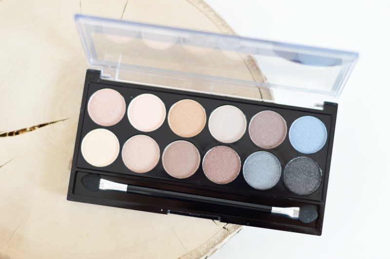 MUA Hall of Fame eyeshadow palette