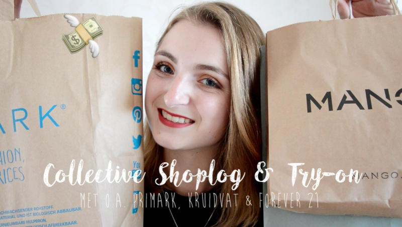 collective shoplog & try-on