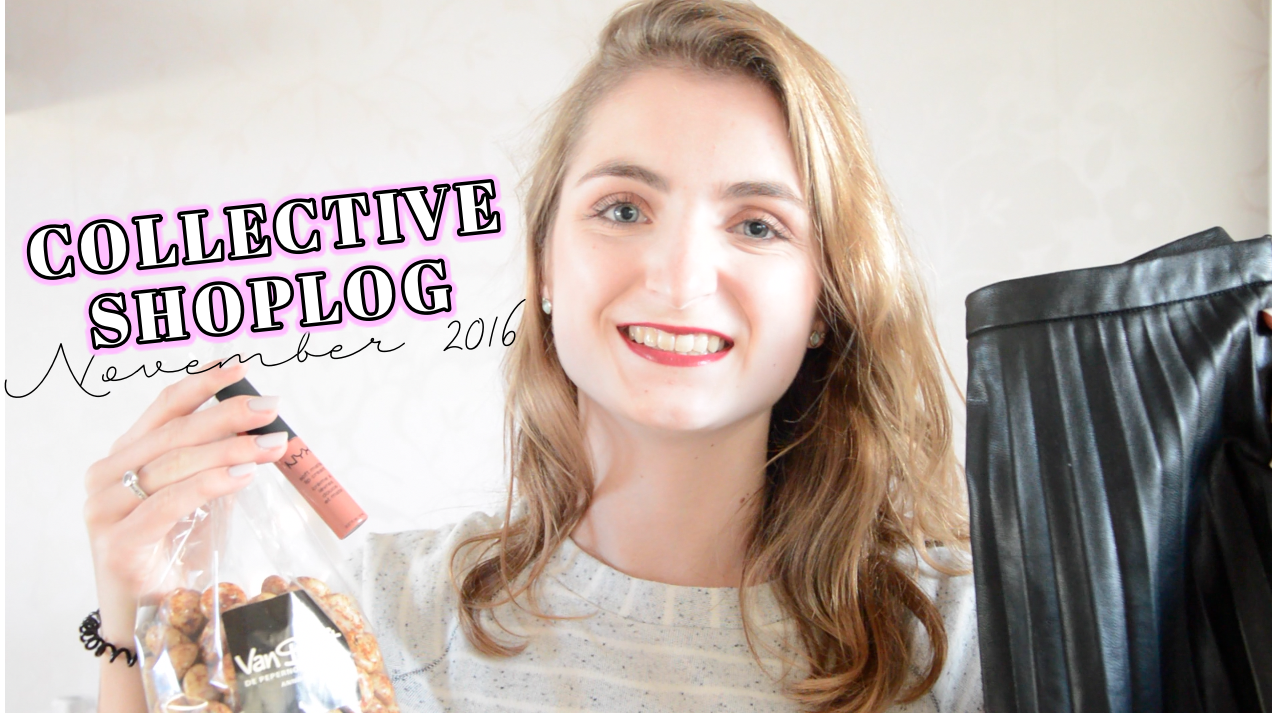 VIDEO || Collective Shoplog November 2016