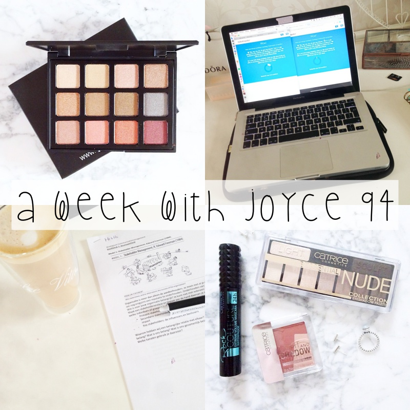 A WEEK WITH JOYCE || BEAUTYPOST, 80-PAGINA SAMENVATTING & TENTAMENS
