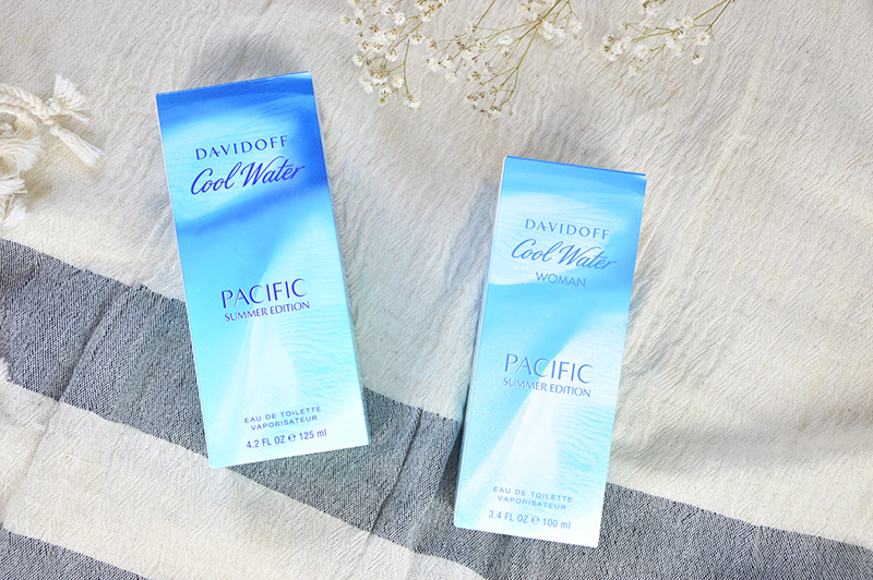 Davidoff Cool Water Pacific Summer
