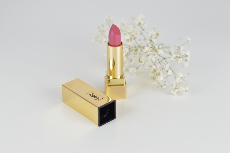 YSL ROUGE PUR COUTURE THE MATS 207 ROSE PERFECTO
