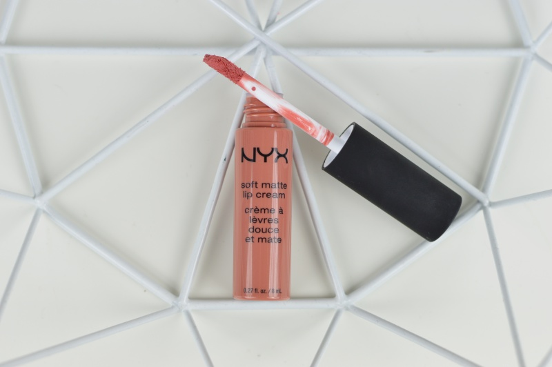 NYX Soft Matte Lip Cream Zurich