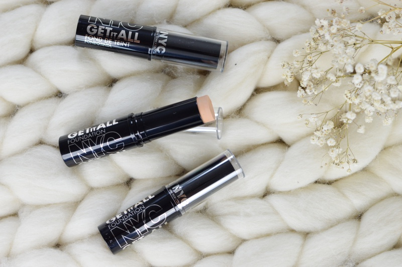 NYC Get It All Foundation Sticks