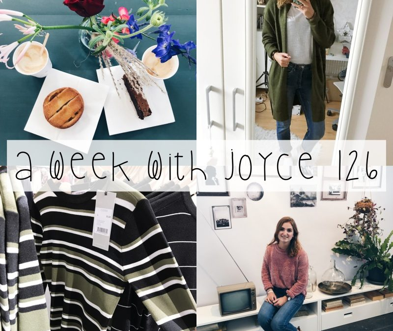 A WEEK WITH JOYCE 126 | PANDORA DISNEY & VTWONEN & DESIGN BEURS
