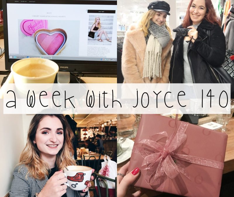 A WEEK WITH JOYCE 140 | MY JEWELLERY KOOPJE & SHOOTEN MET IRINA