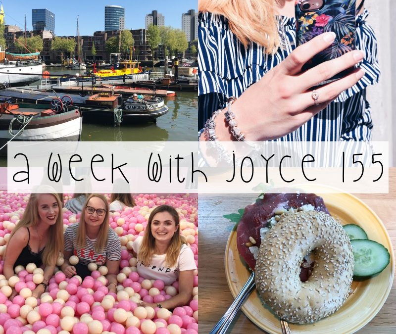 A WEEK WITH JOYCE 155 | TOERIST IN EIGEN LAND