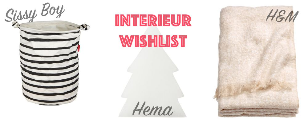 interieur wishlist