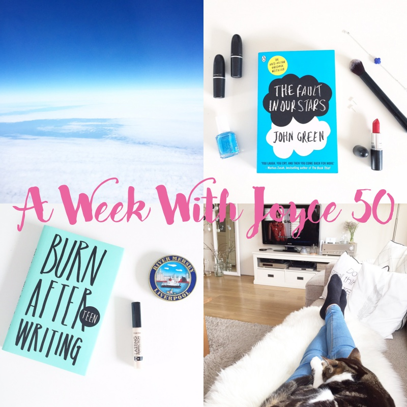 a week with joyce 50
