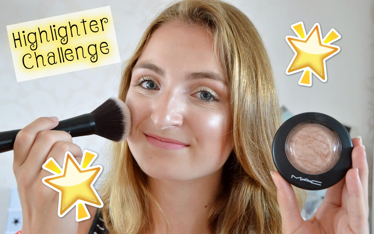 highlighter challenge