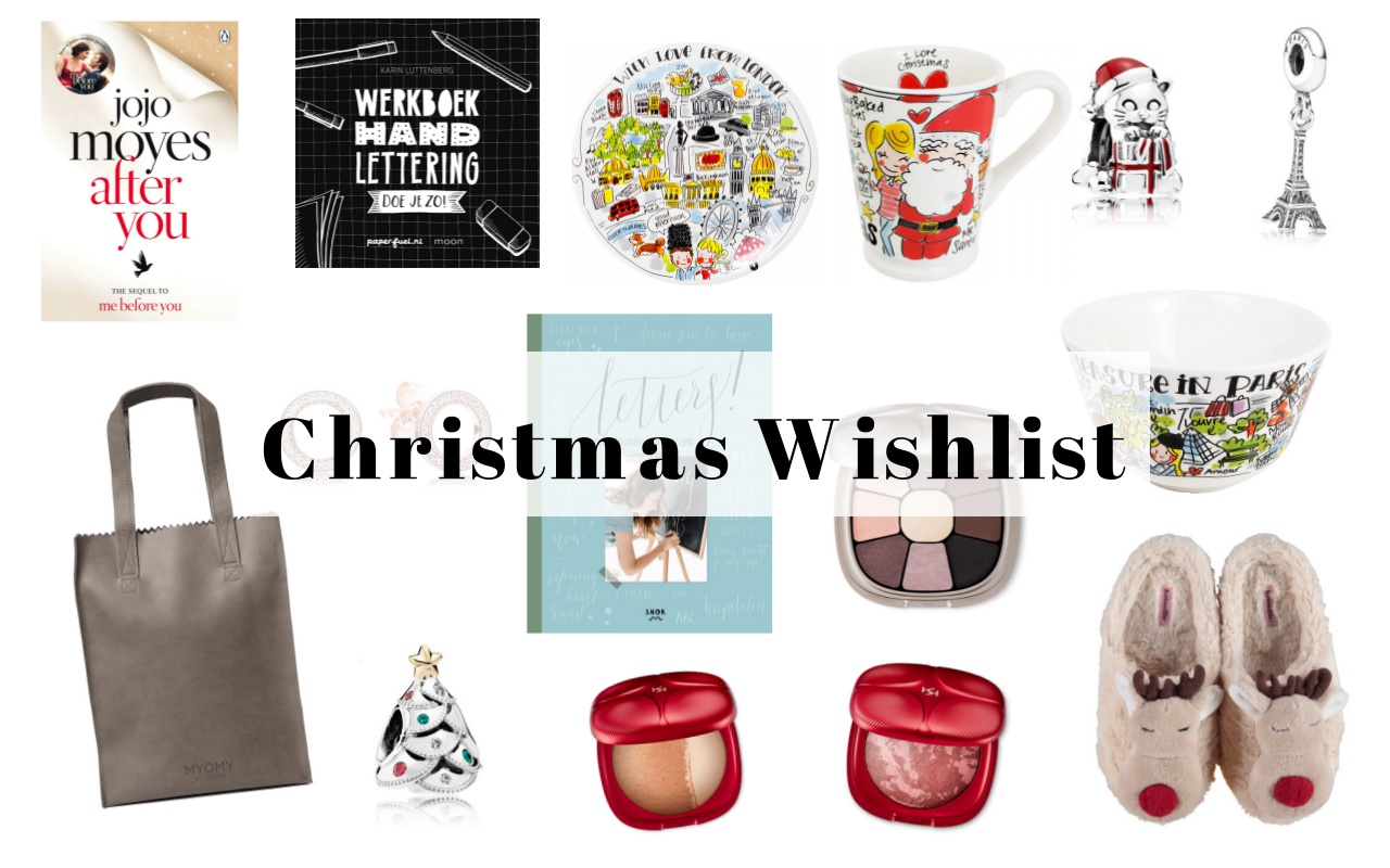 MY CHRISTMAS WISHLIST