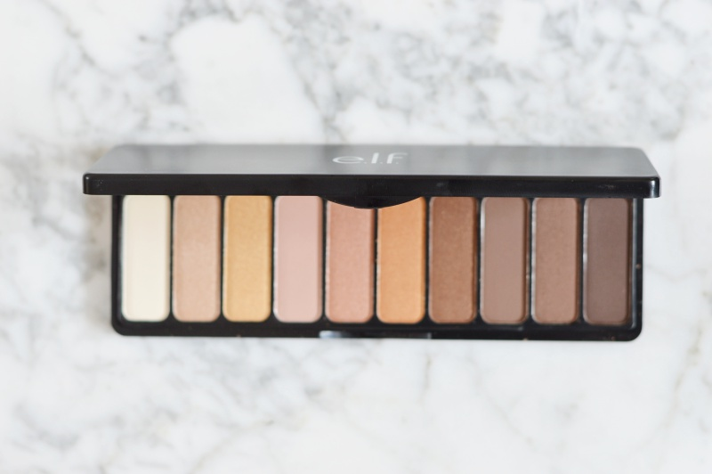 E.L.F. NEED IT NUDE EYESHADOW PALETTE