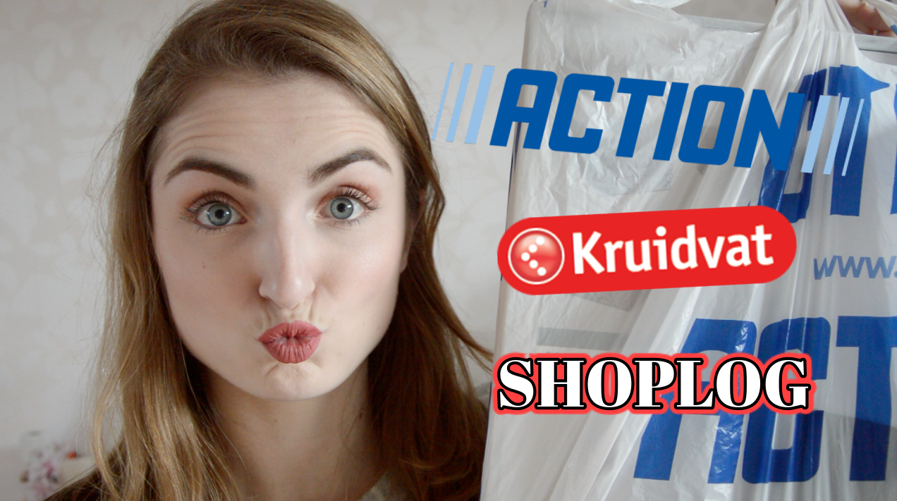 VIDEO || ACTION & KRUIDVAT SHOPLOG