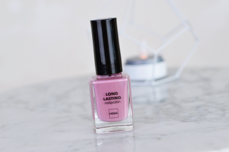 HEMA LONG LASTING NAILPOLISH TOUGH TUESDAY