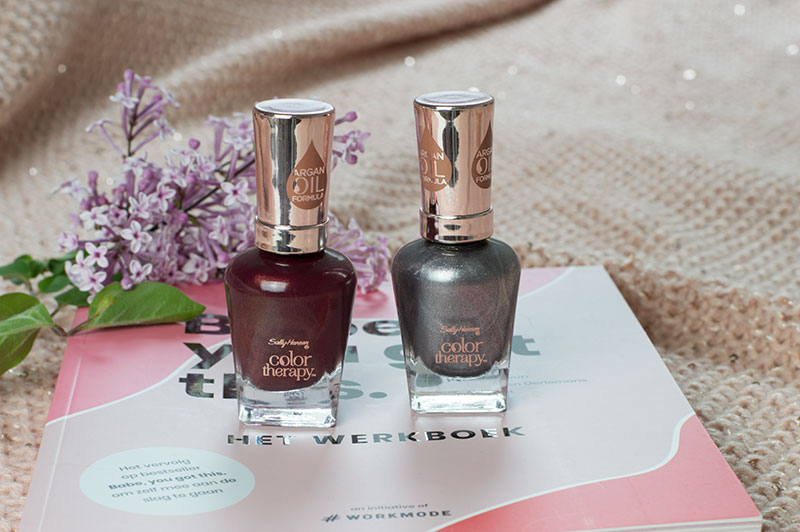 Sally Hansen Bohemian Chrome Nagellak