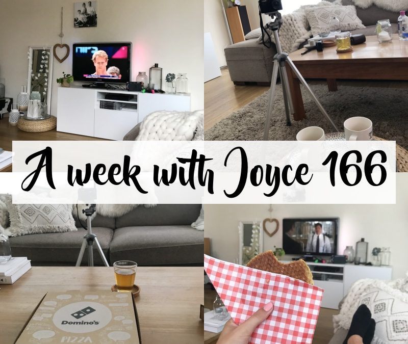 A WEEK WITH JOYCE 166 | HEEL VEEL COLLABS FILMEN