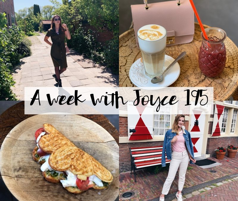 A WEEK WITH JOYCE 195 | SHOOTEN IN LEIDEN & MOEDERDAG