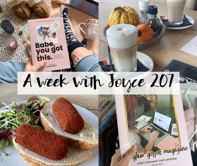 A WEEK WITH JOYCE 207 | MINI ACTION & HEMA SHOPLOG